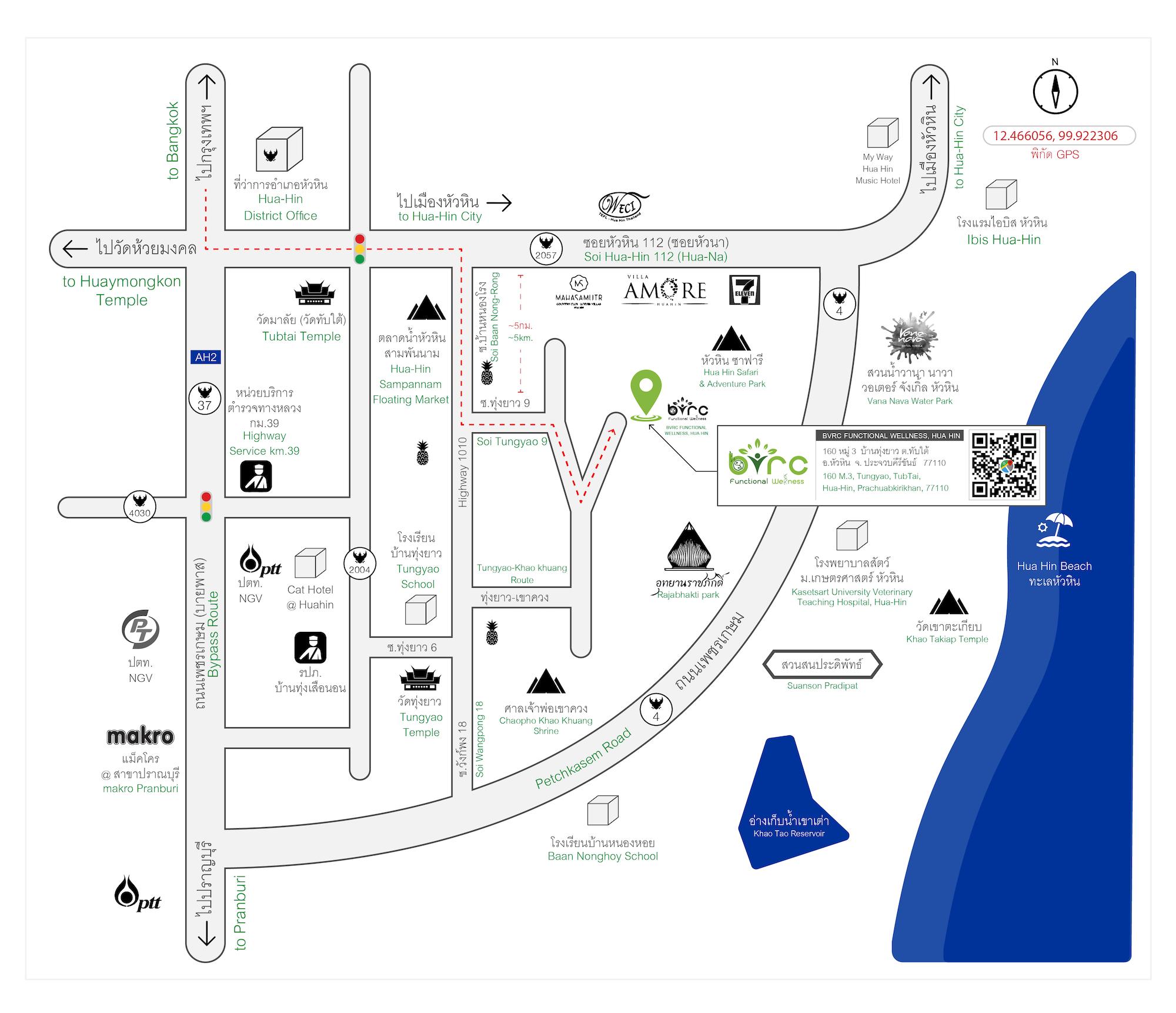 BVRC map